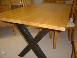 pied de table de cuisine table pied croisillon maison et jouets 35 magasin de meubles