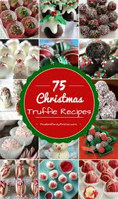75 christmas truffle recipes christmas truffles truffle and