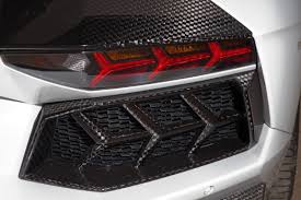 Lamborghini Aventador Tail Lights - lamborghini aventador lp 700 4 carbon fiber parts