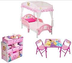 Disney Princess Canopy Bed For Sissy Collection On Ebay