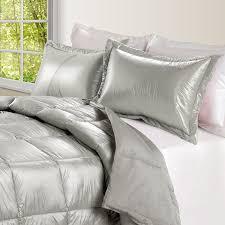 Light Gray Comforter by Amazon Com Puff High Loft Down Indoor Outdoor Water Resistant