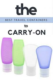 travel containers images The best travel containers for your luggage marocmama jpg