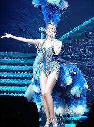 Las Vegas Showgirl Halloween Costume Celebrities Casino Costumes