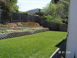 retaining walls retaining wall backyard one year lease designs