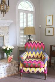 Colorful Chairs For Living Room Home Tours Colors Colorful Chairs And Bb