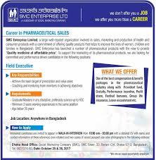 smc enterprise limited job circular apply online 2017