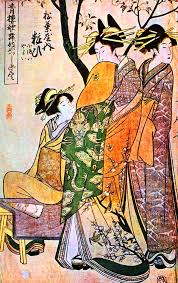 Japanese Women In Ancient Japan From Matriarchal Antiquity To Acquiescent