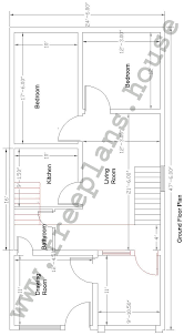 25 48 111 square meter house plan