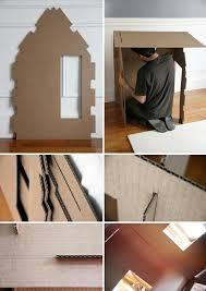 comment faire une cabane dans une chambre comment fabriquer une cabane en tuto et plusieurs modèles