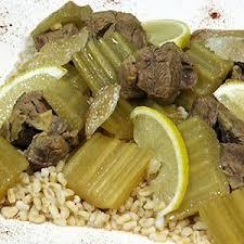 cuisiner des cardes amapbdm recette carde à l algérienne