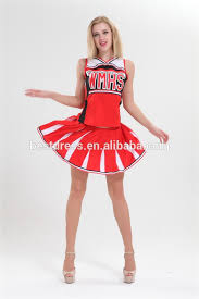 Cheerleader Halloween Costume Girls Glee Cheerleader Costume Glee Cheerleader Costume Suppliers
