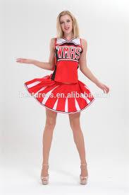 Cheerleader Halloween Costumes Adults Glee Cheerleader Costume Glee Cheerleader Costume Suppliers