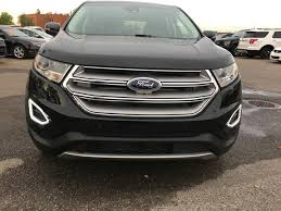 ford crossover black new 2017 ford edge titanium 4 door sport utility in calgary ab