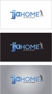logo design contests jja home improvement logo design design