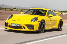 porsche gt3 price canada 2018 porsche 911 gt3 drive as you like it motor trend canada