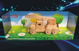 bulldozer auto crane wooden toys wooden natural toys cars