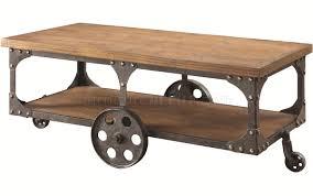 Rustic Side Table Coffee Table Metal Coffee Table White Coffee Table Rustic Wood