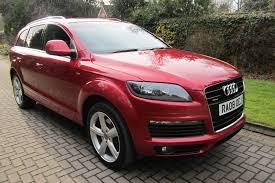 Audi Q7 Modified - audi q7 red gallery moibibiki 11