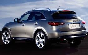 2010 infiniti fx50 information and photos zombiedrive