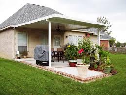 aluminum porch roof kit