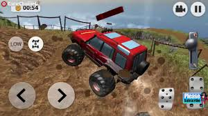 monster truck racing games 3d monster truck offroad rally 2 4x4 3d drive truck games android