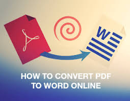 Convert Pdf To Word How To Convert Pdf To Word Icecream Tech Digest