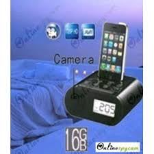 bedroom spy cam alarm clock spy hd bedroom spy camera dvr 16gb 1280x720