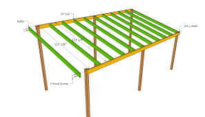 Garage Build Plans Lean To Carport Plans Pins About Lean To Carport Hand Picked By