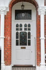 glass panel front door front doors ideas victorian front door style 145 victorian