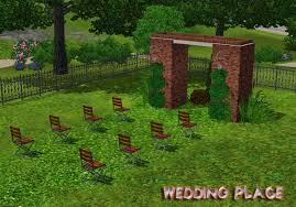 wedding arches in sims 3 mod the sims ts2 to ts3 165 sim the mansion