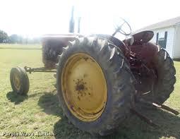 1955 massey harris 44 special diesel tractor item k7721