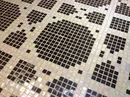 white mosaic floor tile promotion shop for promotional white