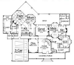 6000 Square Feet And Higher 6000 Square Foot Home Plans