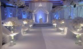 ceiling decorations for wedding halls best ideas about tulle