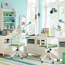 Corner Desk For Two Beadboard Basic Corner Desk Pbteen