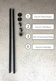 how to make a diy industrial pipe curtain rod angie u0027s list