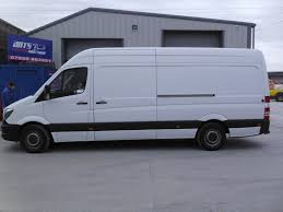 mercedes benz sprinter 2 1 313 cdi lwb manual for sale in atherton
