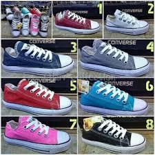 Sepatu Converse Pic jual sepatu converse all anak 2 3 4 5 tahun sd smp ojarr