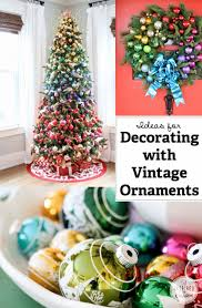 ideas for decorating with vintage ornaments ebay