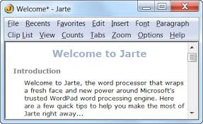 Count Words In A Document In Wordpad Jarte