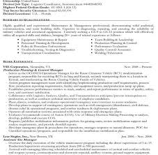 Usa Jobs Resume Template Federal Government Resume Template 2 Good Federal Government