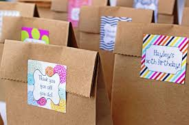 goody bag ideas goodie bags ideas for kids birthday jen joes design goody