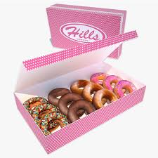 personalized donut boxes custom donut boxes wholesale donut boxes packaging solutions