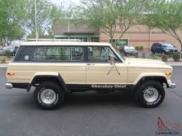 jeep chief jeep cherokee chief 4x4 automatic