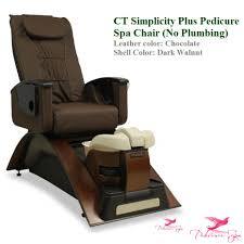 Pedicure Spa Chairs Ct Simplicity Plus Pedicure Spa Chair No Plumbing Pedicurespa Us
