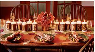 ten thanksgiving tablescape ideas