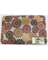 Padded Kitchen Rugs Surprise Deal Home Dynamix Kitchen Rugs