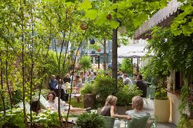 22 outdoor spots to sip cocktails in nyc