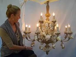 diy shell chandelier big seashell chandelier by kendall designs