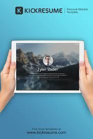 Creative Resume Design Templates 454 Best Creative Resume Design Images On Pinterest Resume
